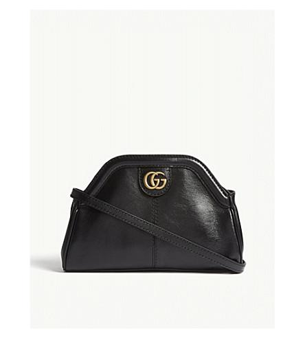 5b9a8089669d GUCCI - Linea small leather shoulder bag   Selfridges.com