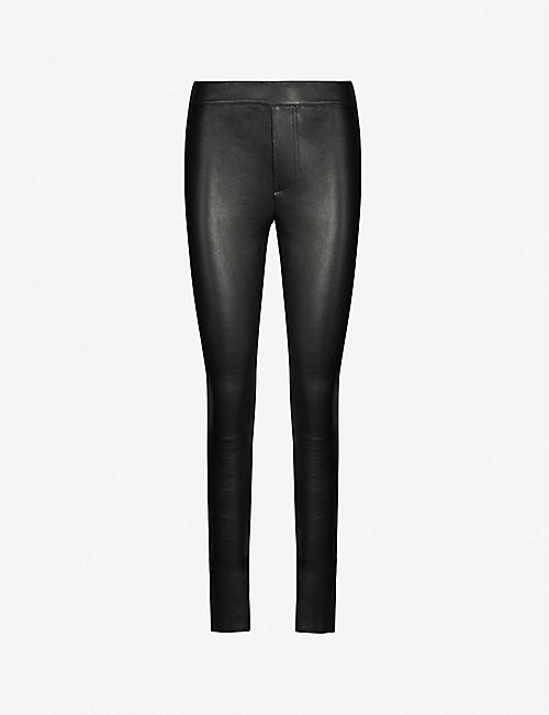 35d2f337725a4 HELMUT LANG - Trousers - Clothing - Womens - Selfridges   Shop Online