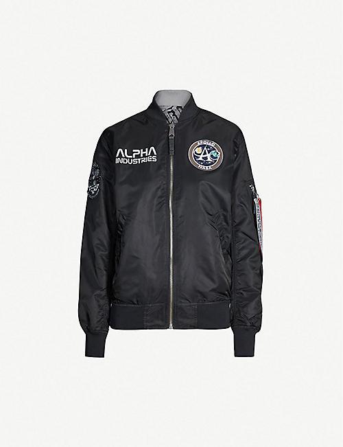 Bomber jackets - Jackets - Coats   jackets - Clothing - Womens ... f2d486ae4