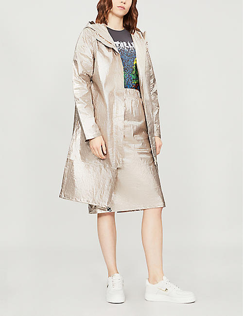 4765b7546e1 STUSSY - Vera shell coat