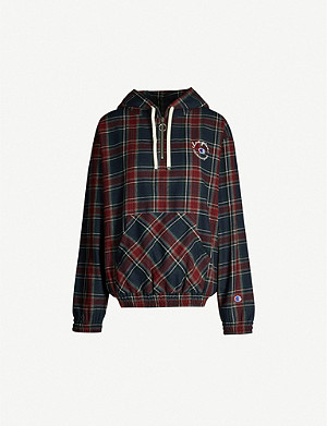CHAMPION Champion x Clothsurgeon wool-blend hoody