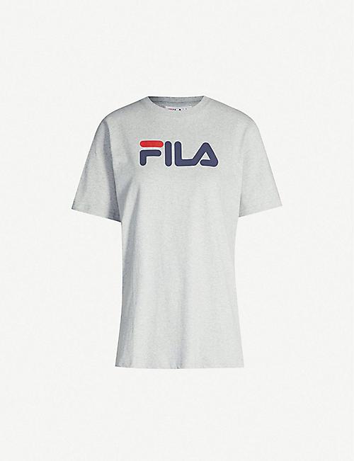 FILA Miss Eagle pure cotton T-shirt 72c74ec7c43d