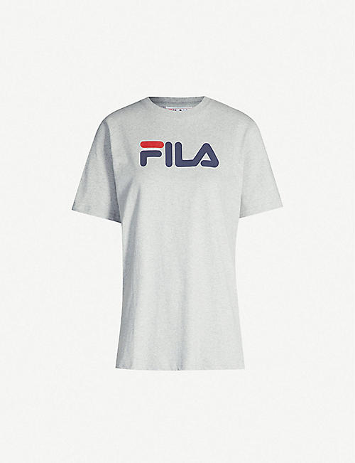 df288936f245 FILA Miss Eagle pure cotton T-shirt