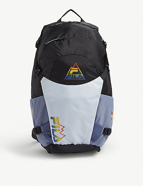 FILA Trail nylon backpack