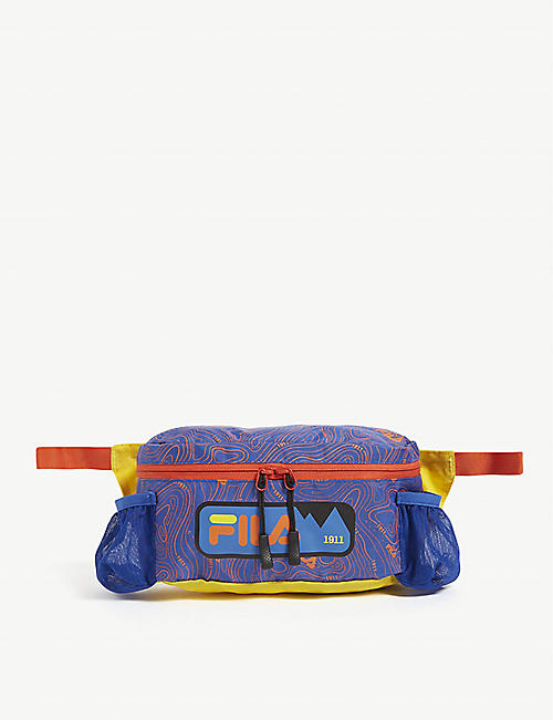 FILA Trail logo belt bag