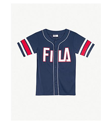 88a18cfe508b6d FILA Basketball mesh T-shirt (Peac wht cred