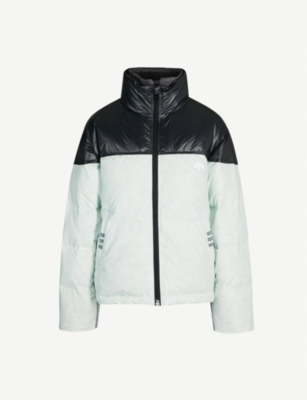 ADIDAS X ALEXANDER WANG Disjoin shell and down-blend jacket