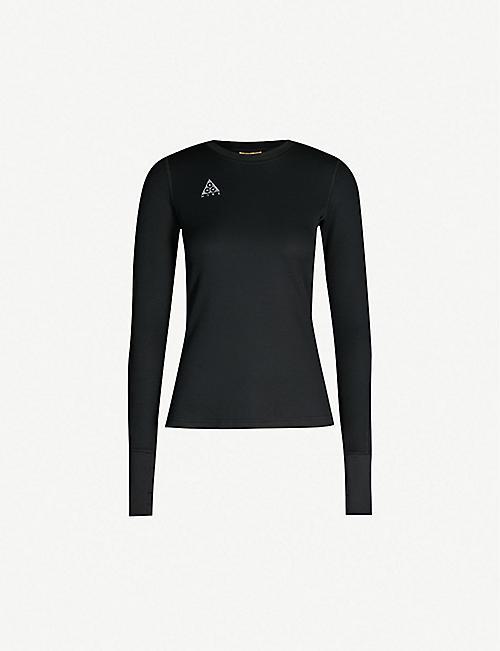 e607c45e5037e NIKE Nike ACG stretch-jersey top