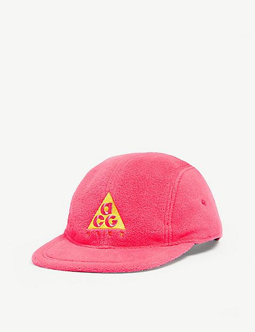 478abb99fc NIKE Embroidered logo fleece baseball cap