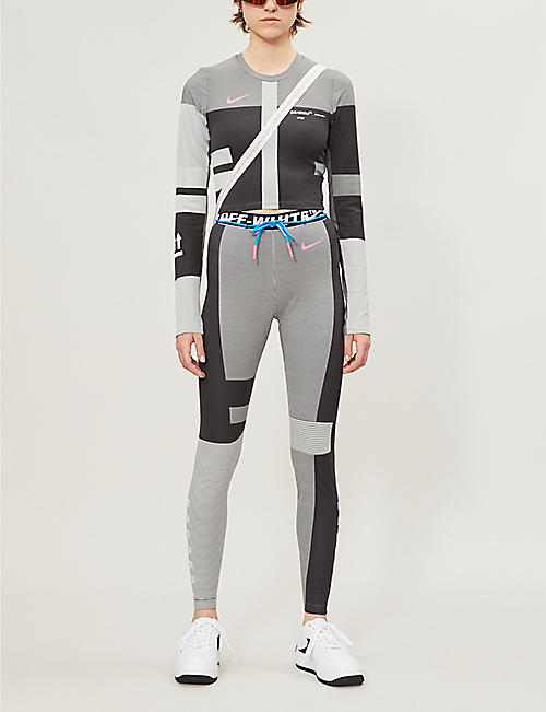 popular stores online store store NIKE X OFF-WHITE - Clothing - Womens - Selfridges | Shop Online
