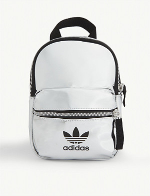 ADIDAS ORIGINALS Mini PVC backpack