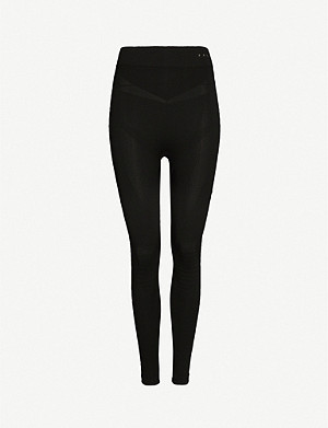 FALKE Maximum Warm knitted leggings