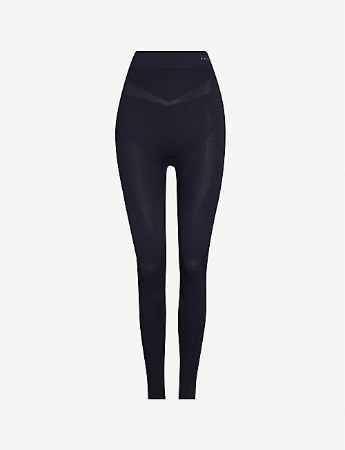 FALKE ERGONOMIC SPORT SYSTEM Maximum Warm knitted leggings