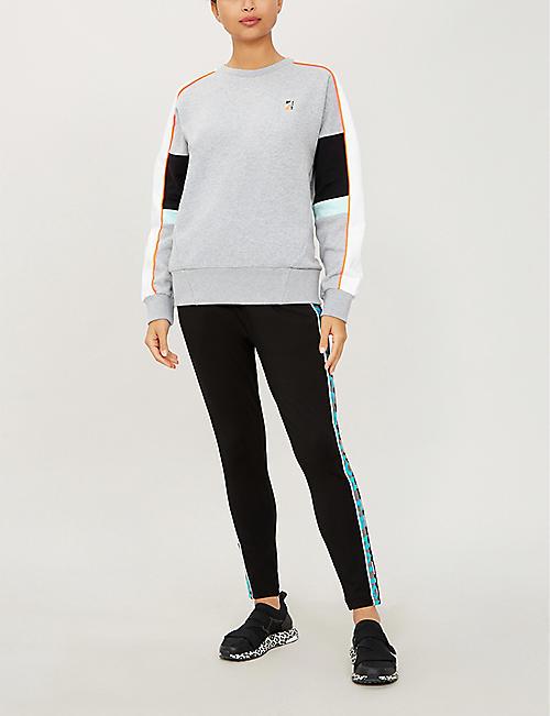03b6a0c6d0e41 P.E NATION Carve cotton sweatshirt · Quick Shop