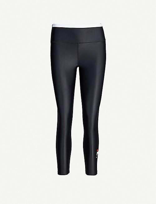 6315f3fc2b467 P.E NATION Carve Strike high-rise stretch leggings