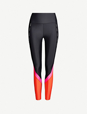 P.E NATION En Garde high-rise stretch-jersey leggings