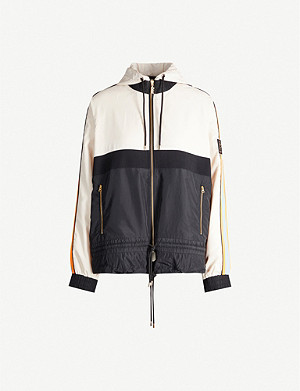 P.E NATION Man Up shell jacket