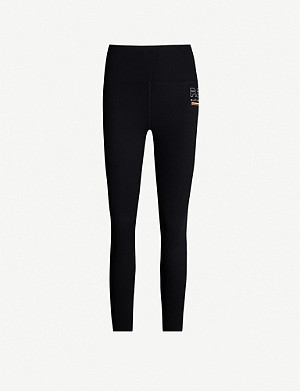 P.E NATION Ignition high-rise stretch leggings