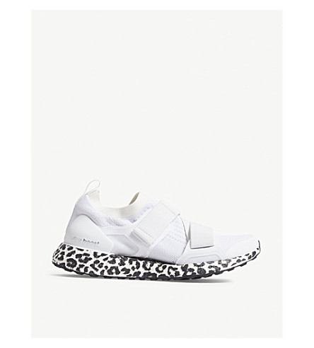 40ad25944 ADIDAS BY STELLA MCCARTNEY UltraBOOST X trainers (White black white