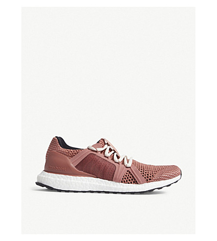 500fb2c42 ADIDAS BY STELLA MCCARTNEY UltraBOOST trainers (Raw+pink+coffee+rose+blk