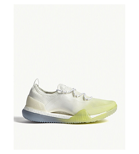 ee4ecfb8514 ... ADIDAS BY STELLA MCCARTNEY Pureboost x tr 3.0 running sneakers  (Core+wht+aero. PreviousNext