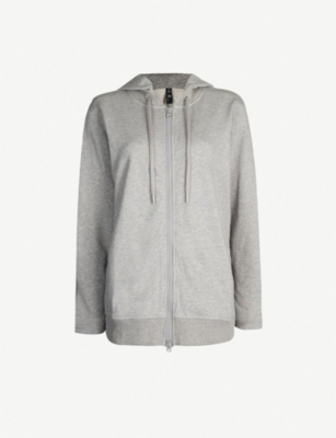 ADIDAS BY STELLA MCCARTNEY Essentials cotton-blend hoody