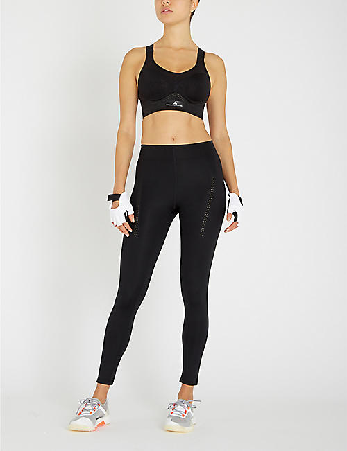 ADIDAS BY STELLA MCCARTNEY Stronger For It stretch-jersey sports bra