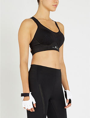 2b2f8fbfed75e ADIDAS BY STELLA MCCARTNEY - Stronger For It microfibre sports bra ...