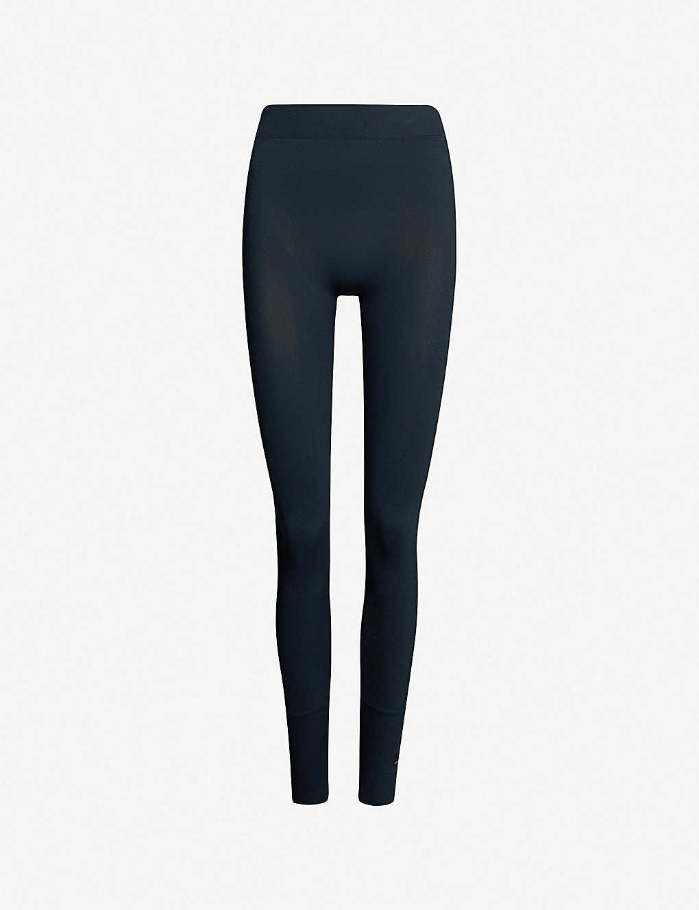 e3ca85ea208 ADIDAS BY STELLA MCCARTNEY - Seamless stretch-jersey leggings ...