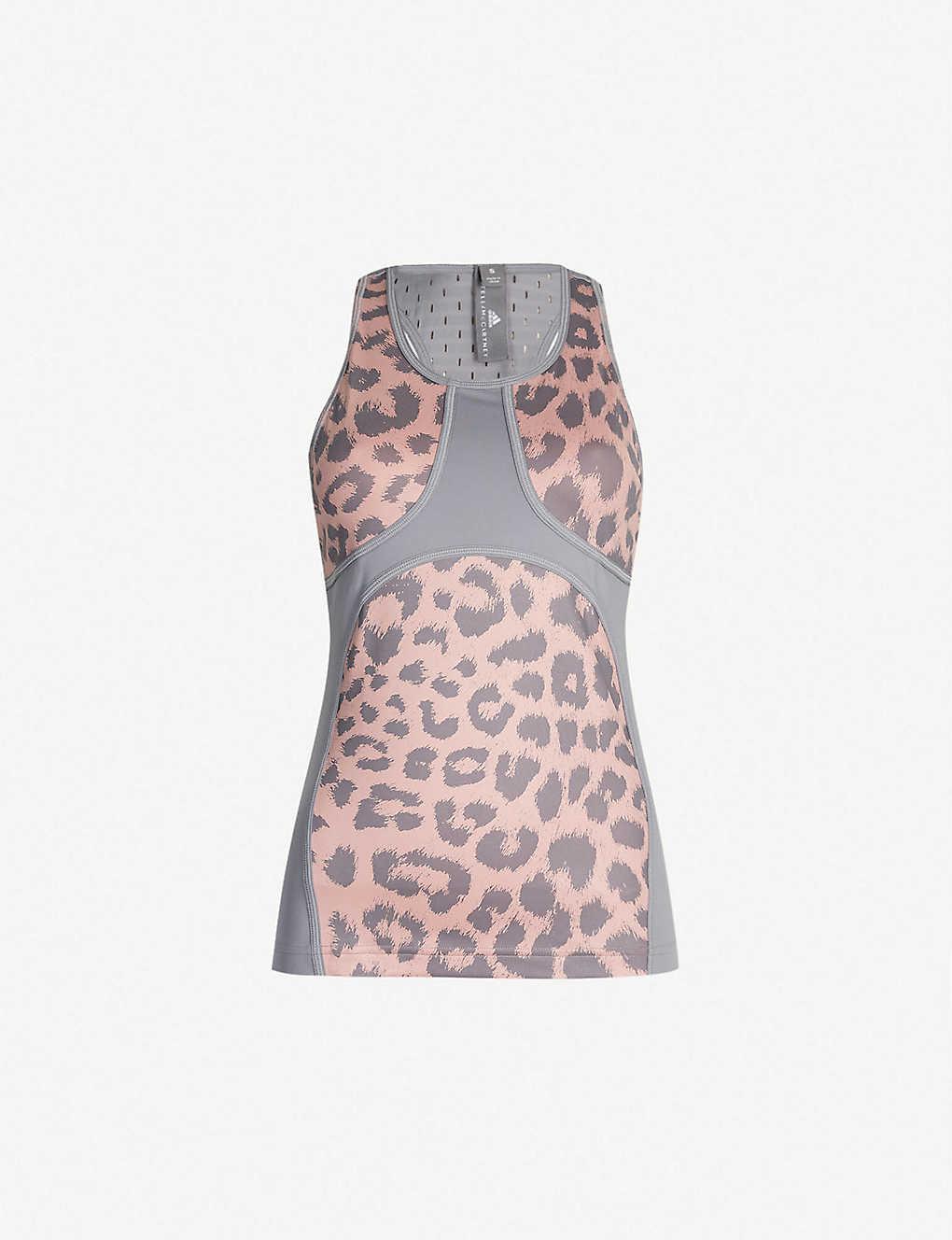 ADIDAS BY STELLA MCCARTNEY Believe This Comfort leopard