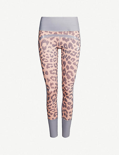 ADIDAS BY STELLA MCCARTNEY Belive This Comfort stretch-jersey leggings a2ab67855a