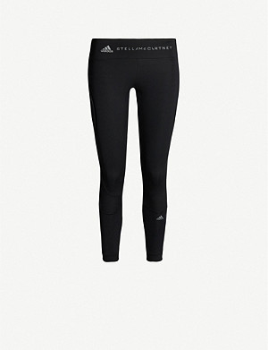 ADIDAS BY STELLA MCCARTNEY Essentials high-rise stretch-jersey leggings
