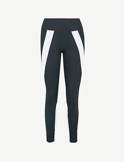 1d1a7b4449 KORAL Hull stretch-jersey leggings