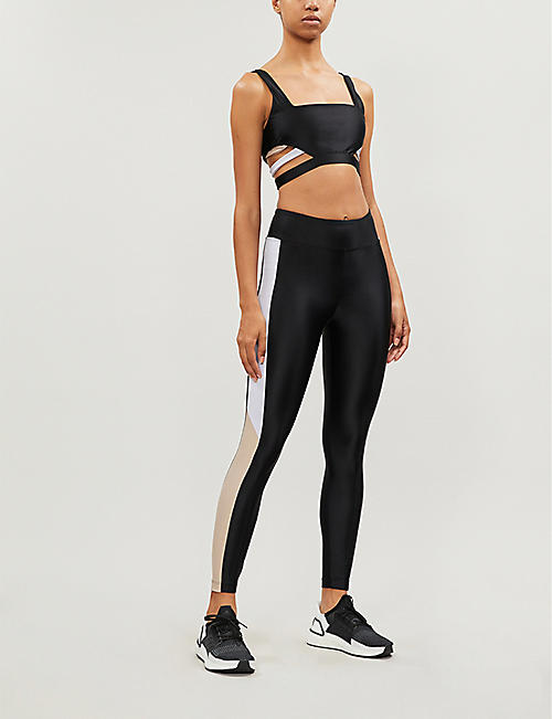 KORAL Serendipity Energy stretch-jersey leggings