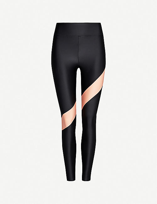KORAL Aello high-rise stretch-jersey leggings
