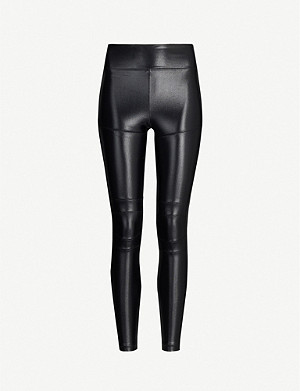 KORAL Moto Infinity high-rise jersey leggings