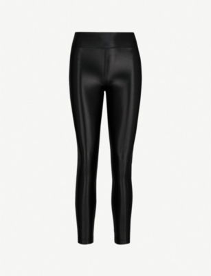 KORAL Lustrous high-shine leggings