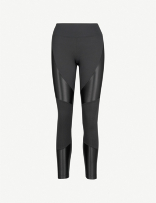 KORAL Forge panelled leggings
