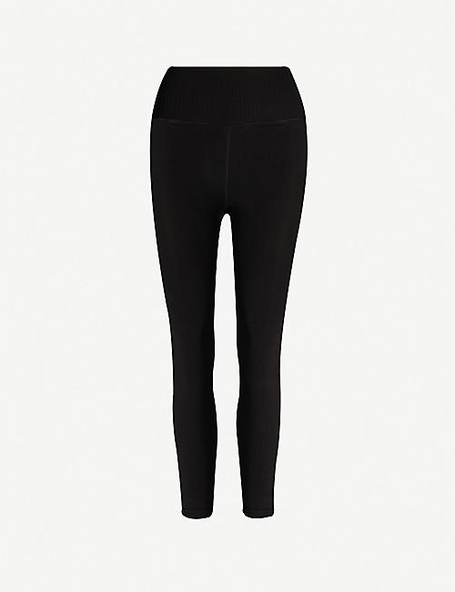 FP MOVEMENT Good Karma high-rise stretch-jersey leggings