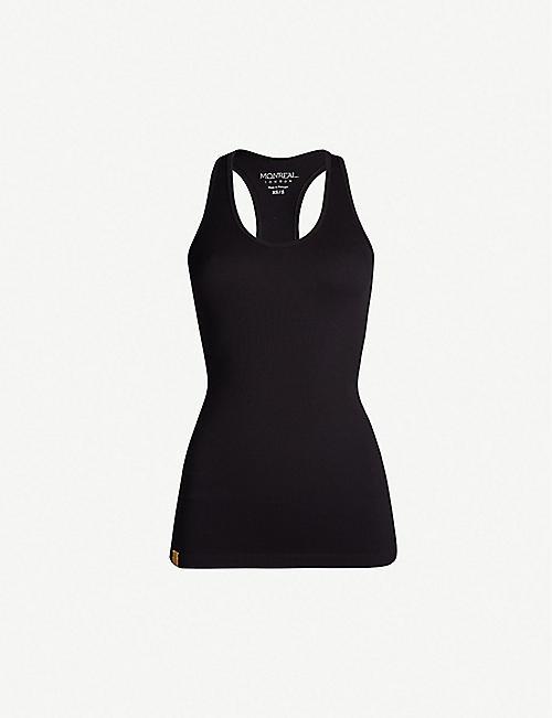 815733087366 MONREAL LONDON Seamless stretch-jersey top
