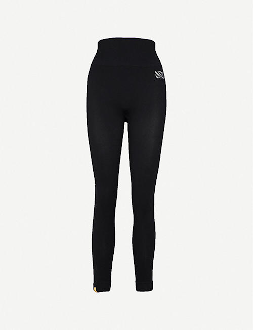 MONREAL LONDON: Hi-Tech seamless tech-knit leggings
