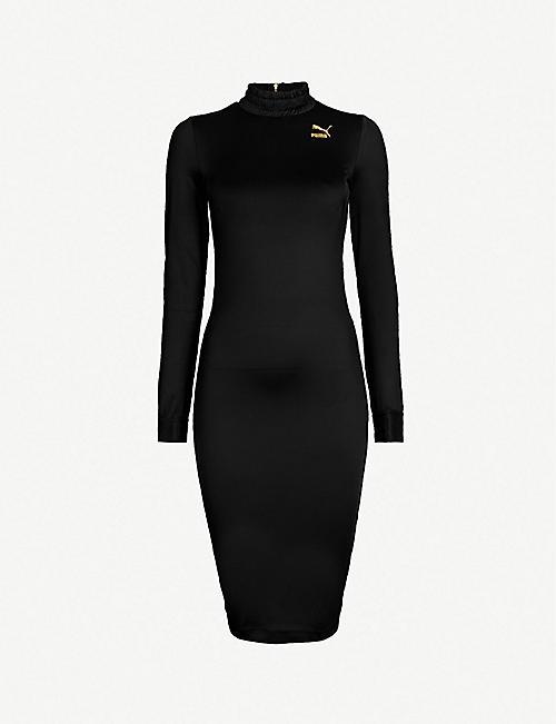 PUMA PUMA X KENZA stretch-jersey dress e83e6d3e52