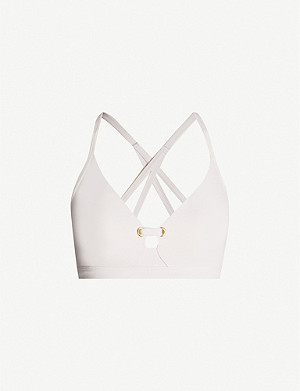 VARLEY Lindley stretch-jersey sports bra