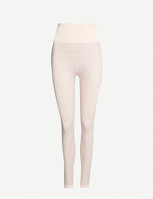 VARLEY Hobart high-rise stretch-knit leggings