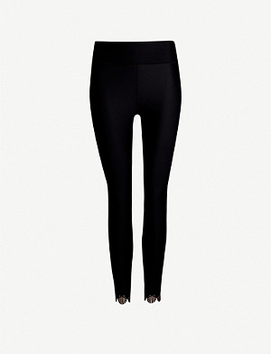 ULTRACOR Siren shell print high-rise stretch-jersey leggings
