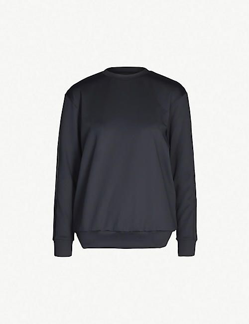 ULTRACOR Signature stretch-jersey sweatshirt