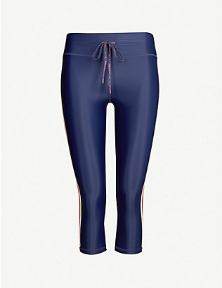 THE UPSIDE: Sarafina NYC stretch-jersey leggings