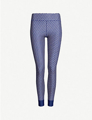 THE UPSIDE: Kravat Yoga stretch-jersey leggings