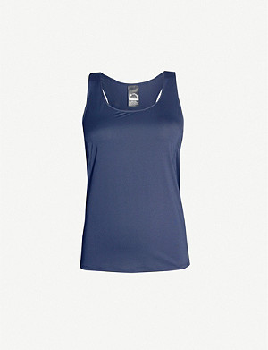 THE UPSIDE Shine Run shell-jersey top