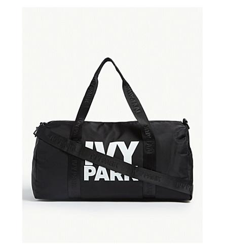 a671a878f4a IVY PARK - Logo nylon gym bag